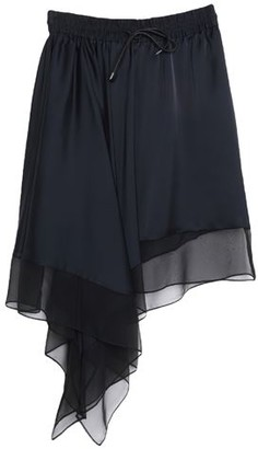 Sacai Knee length skirt