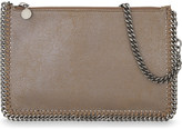 Stella McCartney Falabella chain trim pouch