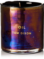 Tom Dixon Materialism Oil Candle, 245g - Metallic