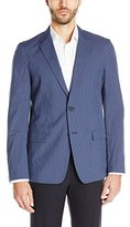Theory Men's Simons Boone Patterned Sport Coat