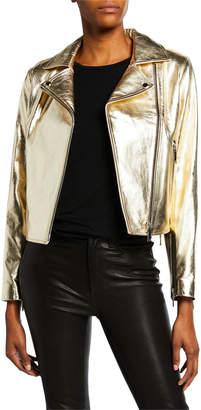 Nour Hammour Daphne Classic Moto Jacket