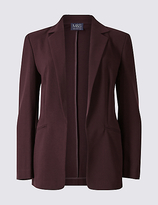 M&S Collection Open Front 2 Pocket Jacket