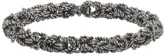 Ugo Cacciatori Silver Byzantine Bracelet