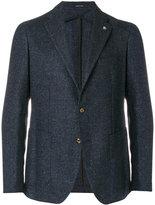 Tagliatore suit jacket - men - Silk/Polyamide/Cupro/Wool - 46