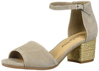 Bella Vita Women's Fable quarterstrap Sandal Heeled