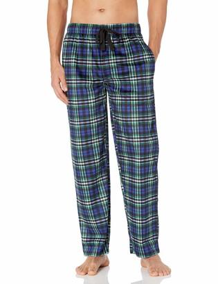 Chaps Men's Silky Fleece Pant