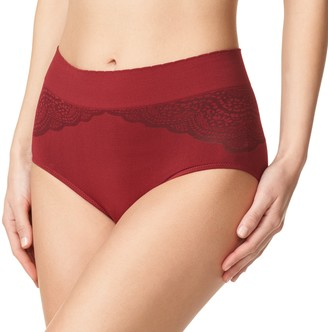 Warner's Women's Could 9 Seamless Brief Panty RS3241P