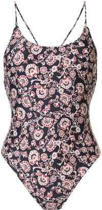 The Upside Floral One Piece
