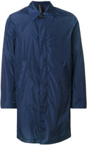 Paul Smith classic collar raincoat - men - Nylon - S