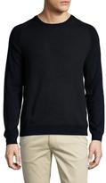 Slate & Stone Wool Herringbone Raglan Sweater