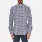 Polo Ralph Lauren Men's Long Sleeved Shirt Navy/Pink