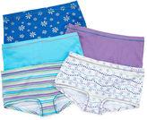 Hanes 5-pc. Boyshort Panty-Big Kid Girls