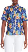 Altea Floral Print Shirt