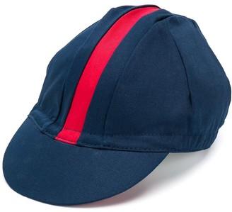 Gucci Kids Contrast Stripe Cap