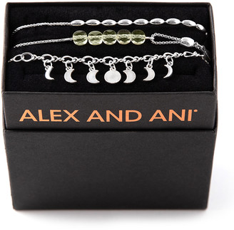 Alex and Ani Lunar Phase Bracelet Gift Set