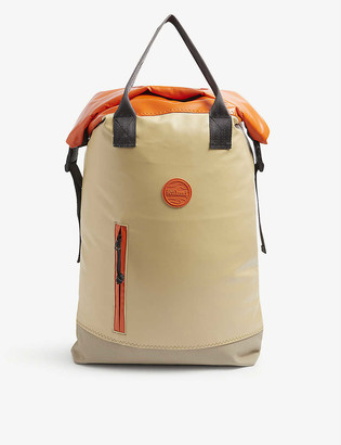 Sealand Rowlie upcycled nylon roll-top backpack