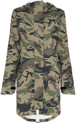 Canada Goose Salida camouflage coat