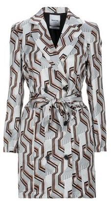 Black Coral Short dress