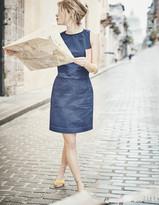 Boden Chino Tunic Dress