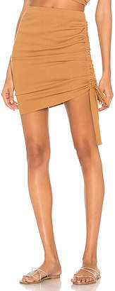 Indah Grace Side Cinch Skirt