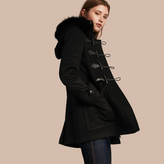 Wool Duffle Coat - ShopStyle UK