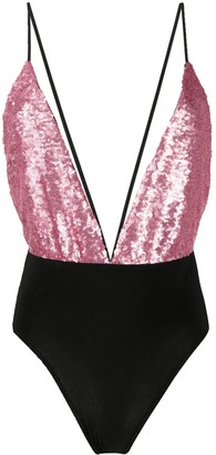 Alchemy Sequinned Fitted Vest