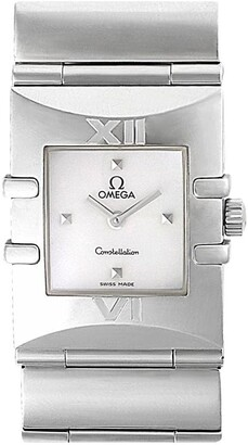 Omega 1995 pre-owned Constellation 19mm