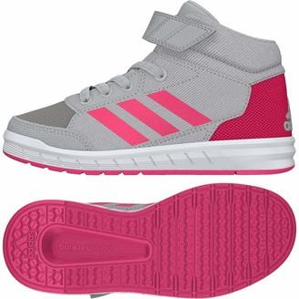 adidas Girls' AltaSport Mid El K Fitness Shoes