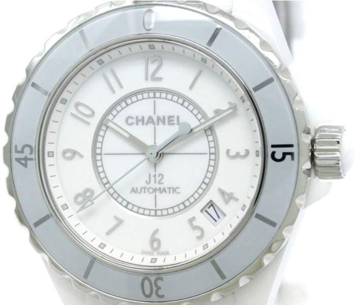 Chanel J12 H4341 Ceramic Automatic 38mm Womens Watch