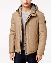 Cole Haan Men's Hooded Puffer Jacket