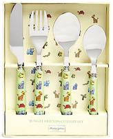 Gulliver Martin Jungle Friends Cutlery Set