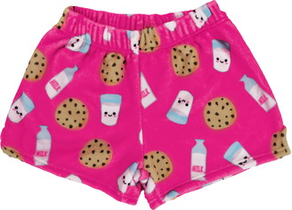 Iscream Milk & Cookies Fleece Lounge Shorts
