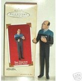 Hallmark Star Trek The Doctor 2002 Keepsake Ornament