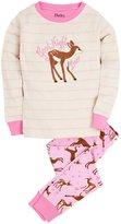 Hatley PJ Set (Toddler/Kid) - Soft Deers-7
