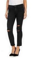 Paige Women's Transcend Jacqueline High Waist Straight Leg Jeans