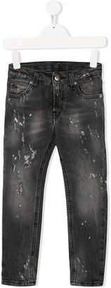 John Richmond Junior Distressed Jeans