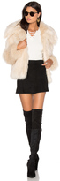 LPA Faux Fur Coat 30
