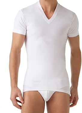 2xist Form-Shaping V-Neck Tee