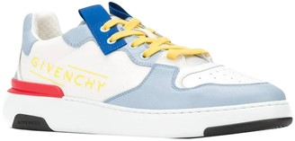 Givenchy Blue Wing Lot-top Sneaker