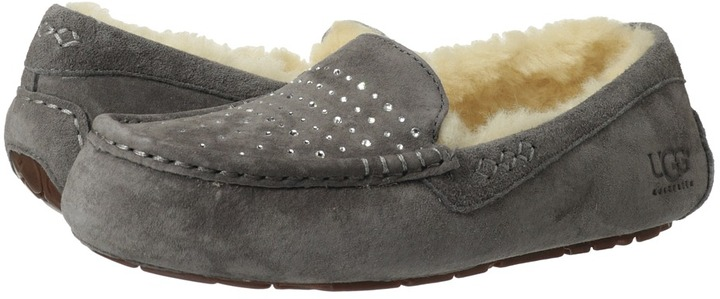 UGG Ansley Bling (Grey) - Footwear