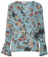 Part Two Ideh Floral Blouse