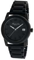 Kenneth Cole New York Women's KC4864 Special Edition Black Round Case Black Dial Watch