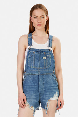 R 13 Overall Shorts