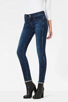 G Star Lynn Mid Skinny Jeans
