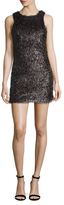 French Connection Tinsel Treat Sheath Dress