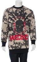 Kokon To Zai Shaman Puff Printed Sweatshirt
