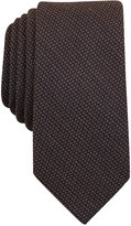 Bar III Men's Knit Solid Slim Tie, Only at Macy's