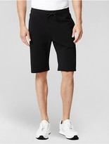 Calvin Klein Collection Performance Jersey Short With Luxe Cotton Binding