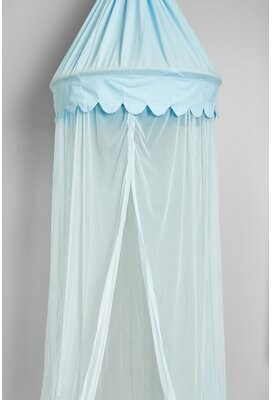 Amity Home Canopy Color: Blue