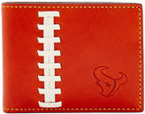 Dooney & Bourke NFL Texans Credit Card Billfold